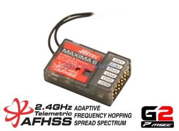 MAXIMA 6 2.4GHz Full Range AFHSS G2 27524