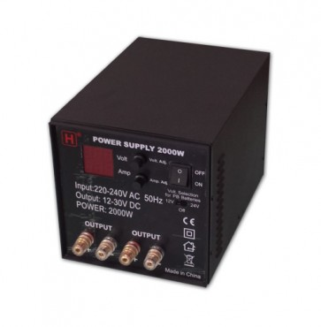 Switching Power Supply 12-30V 2000W BIZE011