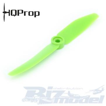 HQProp 5X4 CCW GREEN (pack of 2)