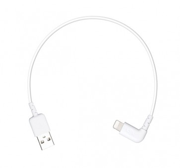 DJI INSPIRE 2 PART23 C1 R. Controller Lightning to USB Cable (260mm)