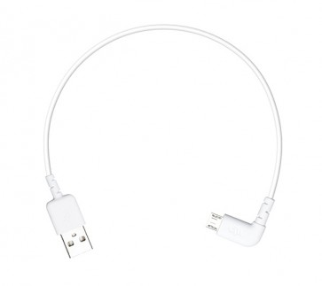 DJI INSPIRE 2 Part 24 C1 R.C. Micro B to Standard A Cable (260mm)