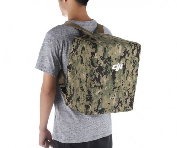 P4 Part 59 Wrap Pack (Camo Green) conversione a zaino per phantom 4