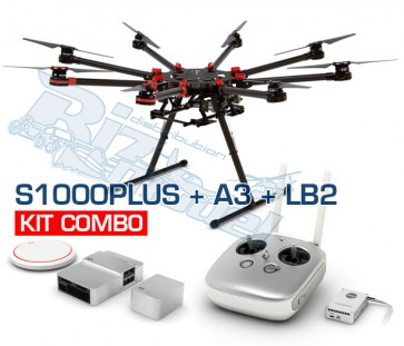 Combo DJI S1000 Plus + A3-PRO + Lightbridge 2
