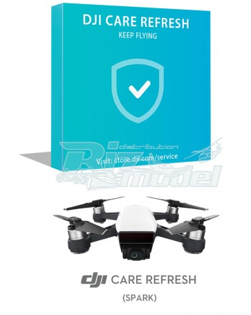DJI Care Refresh (SPARK) Card