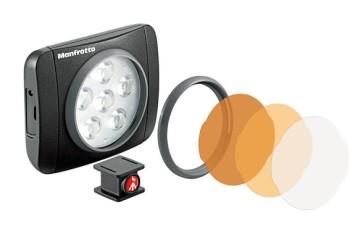 Illuminazione Manfrotto Lumi LED per Osmo
