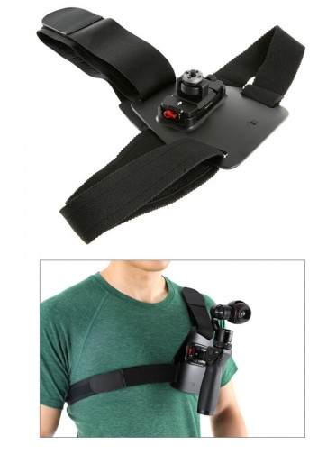 OSMO PART 79 Chest Strap Mount