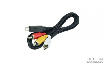 GoPro DK00150068 Composite Cable - Updated Version