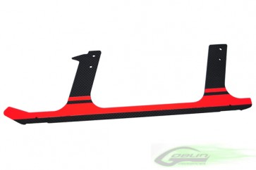 LANDING GEAR LOW PROFILE RED H0162-S