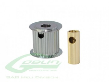 PULLEY  Z 19 6/8 MM HOLE H0175-19-S