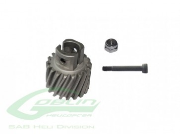 HARD PINION 19T, M3 H0361-S