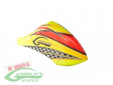 CANOPY G700 SPEED YELLOW H0367-S