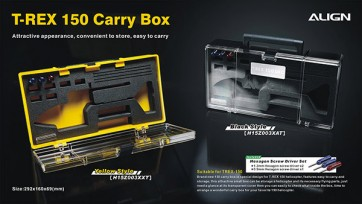 H15Z003XA 150 Carry Box-Black