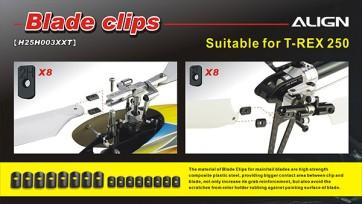 H25H003XX 250 Blade Clips