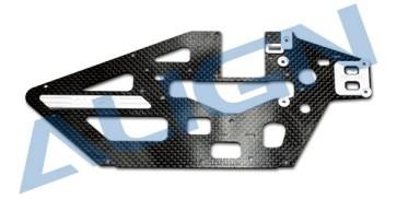 H45B001XX 450L Carbon Fiber Main Frame(L)/1.2mm