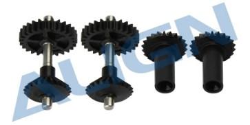 H45G001XX M0.6 Torque Tube Front Drive Gear Set/26T