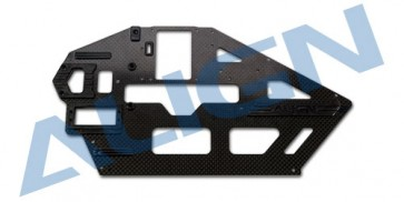 H50B003XX 500L Carbon Fiber Main Frame(R)/1.6mm