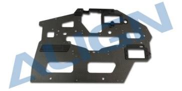 H55B004XX 550L Carbon Fiber Main Frame(L)/2.0mm