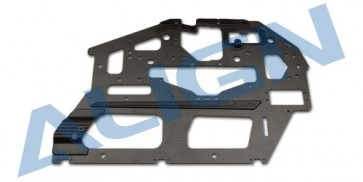 H70B003XX 700L Carbon Fiber Main Frame(L)-2.0mm