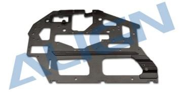 H70B004XX 700L Carbon Fiber Main Frame(R)-2.0mm
