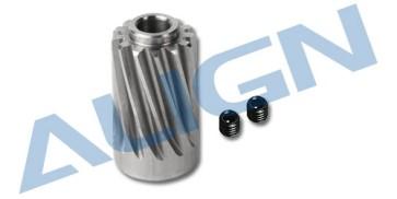 H70G009AX Motor Slant Thread Pinion Gear 13T