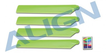 HD123C 120 Main Blades-Green