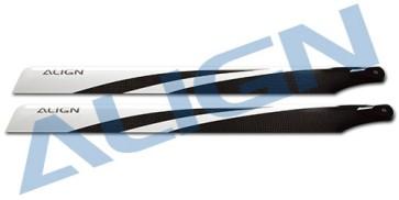 HD320E 325 Carbon Fiber Blades
