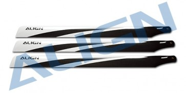 HD690D HD690D 690 Carbon Fiber Blades /3