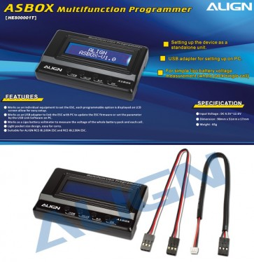 ASBOX Multifunction Programmer HES00001