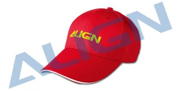 HOC00011 ALIGN Flying Cap - Red