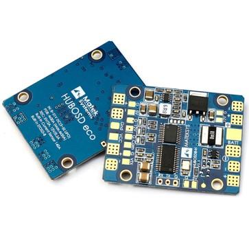 Matek Current Sensor and Dual BEC
