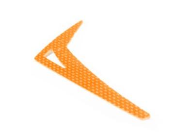 LX0183 LX0183 - Vertical Fin T-REX450 PRO, SPORT, BLADE 450X - G10 Orange