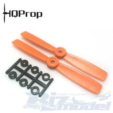 HQProp 3D-5X4.5 CCW ORANGE (pack of 2)