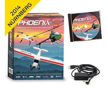 RTM5000 Phoenix R/C Pro Simulator V5.0