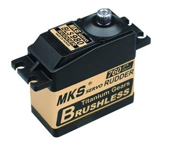 MKS BLS980 Brushless Rudder Servo S0010002