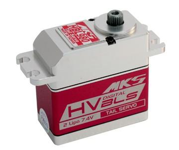 MKS HBL980 High Voltage Hi-Speed Brushless Rudder Servo S0010006