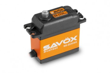 Servo SAVOX SB-2230SG Monster Torque Brushless SAXSB-2230SG