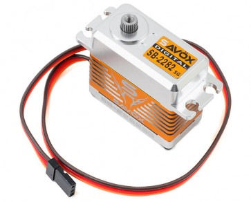 Savox SB-2282SG Monster Torque Brushless High Voltage SAXSB-2282SG