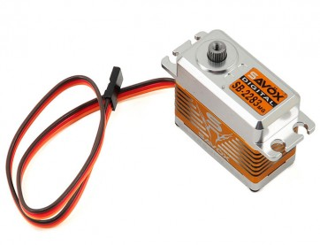 Savox SB-2283MG High Speed Brushless Steel Gear Tail Servo (High Voltage) SAXSB-2283MG