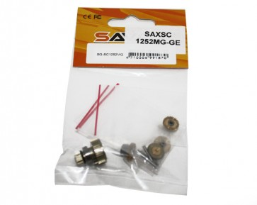 Gear set for Servo Savox SC-1252MG SAXSC-1252MG-GE