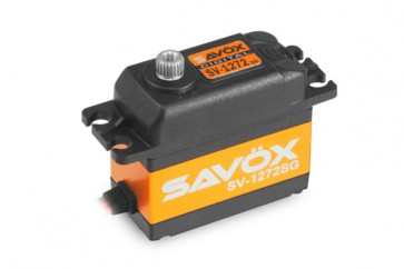 Savox SV-1272SG Monster Torque High Voltage SAXSV-1272SG