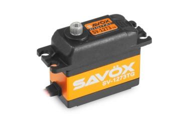 Savox SV-1273TG Ultra Speed High Voltage Titanium SAXSV-1273TG