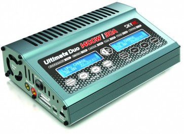 SK-100087 SkyRc Ultimate Duo Charger 1400 Watts 30 Amps
