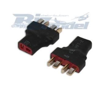 T_plug seriel ad apter  N.1pz BIZ-BCA029