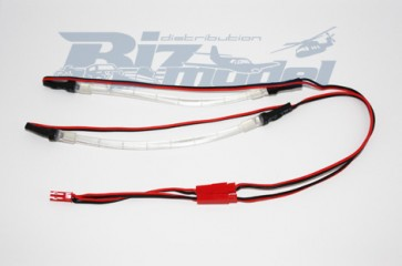 Light Strip Lead Red BIZ-BCA083RD