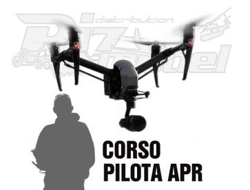 CORSO ATTESTATO PILOTA APR VL (acconto prenotazione)