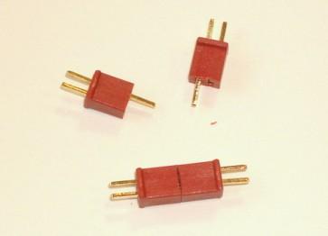 MINI Deans Connector 2M+2F ( 4pc TOT) CW139
