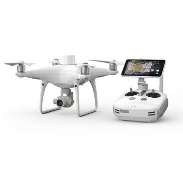 DJI Phantom 4 RTK + NetRTK + PC GS PRO