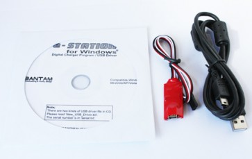 Program kit for charger Software CD EAC300