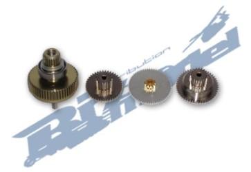 Gear Set per servi SA-1258TG SC-1257TG SC-1258TG SAX106GE