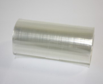 1 metro termoretraibile trasparente larghezza 87mm ristretto 55mm CW122